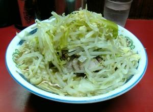 小豚ラーメン(08/10/20)