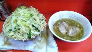 大ラーメン 麺マシ (2008/12/29)